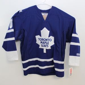 Toronto Maple Leafs Jersey NHL Headwaters #07 NWT